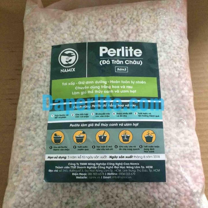 Nơi bán đá Perlite trân châu tốt nhất