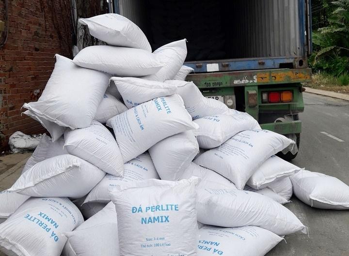 Đá Perlite Namix cung cấp số lượng lớn cho công nghiệp, xây dựng