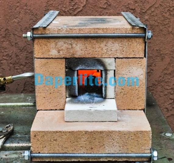 Đá Vermiculite cách nhiệt lò đốt lò nung