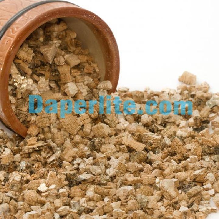 Sản phẩm đá Vermiculite làm nguyên liệu tạo vữa chống cháy hiệu quả