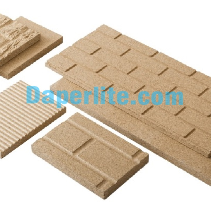 Đá Vermiculite làm vật liệu chống cháy -  cách nhiệt nén dạng tấm