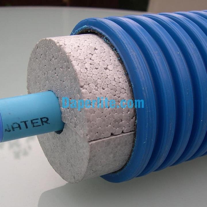 Ứng dụng cả đá Perlite Trân châu Namix để làm bê tông nhiệt