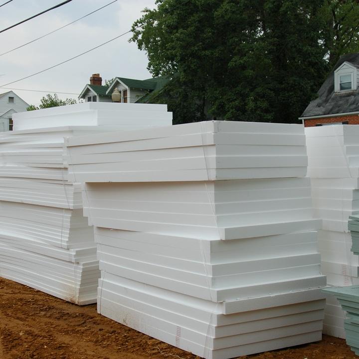 Đá Perlite trong ngành xây dựng được sử dụng làm bê tông