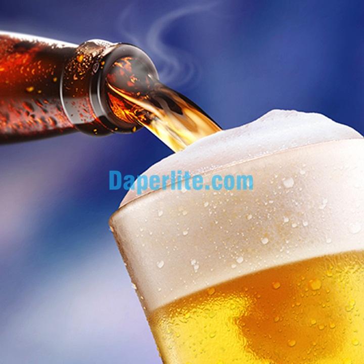 Đá Perlite hỗ trợ bộ lọc trong ngành công nghiệp sản xuất đồ uống