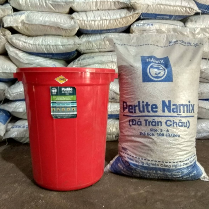 So sánh chất lượng các loại đá Perlite nhập khẩu. Đá perlite Namix