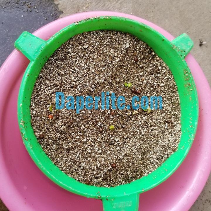 Cách tái sử dụng đá Vermiculite. Đá Vermiculite Namix