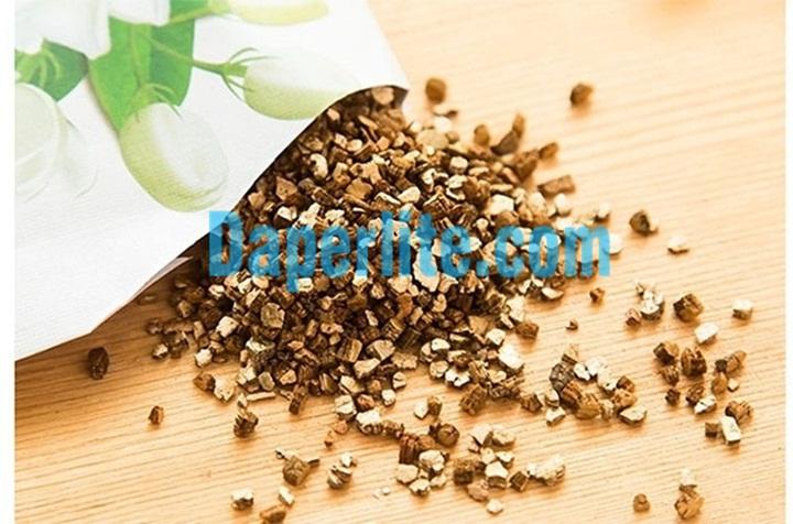 Đá Vermiculite làm túi thơm. Đá Vermiculite Namix